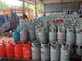 Hôm nay (1/8), giá gas tăng thêm 12.000 đồng/ bình 12kg