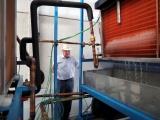 Phát minh hệ thống chiết xuất nước uống từ không khí loãng