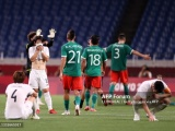 Cầu thủ Nhật Bản bật khóc khi tuột mất HCĐ Olympic 2020 vào tay Mexico
