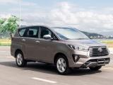 Doanh số xe Toyota giảm mạnh trong tháng 7/2021