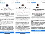Hàng loạt người dùng Facebook tại Việt Nam bị khóa tài khoản