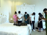 Quảng Bình: Bắt 13 đối tượng thuê khách sạn để sử dụng ma túy trong mùa dịch Covid-19