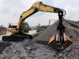 Phát hiện hàng chục nghìn tấn than không rõ nguồn gốc ở Hải Dương