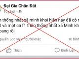 Thanh Hóa: Sở TTTT xử phạt nhiều trường hợp thông tin sai trên mạng xã hội