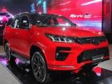 Toyota Fortuner GR Sport 2021 ra mắt Thái Lan, giá 1,3 tỷ đồng