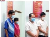 Chặt đứt đường dây đưa hàng trăm công nhân chưa test Covid-19 ra vào tỉnh Thái Bình