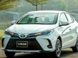 Mẫu xe Toyota Vios thế hệ mới sắp trình làng, có thêm bản hybrid