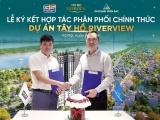G5 Invest lựa chọn Đất Xanh Miền Bắc phân phối độc quyền dự án Tây Hồ Riverview