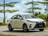 Giá lăn bánh Toyota Vios sau khi được ưu đãi lệ phí trước bạ