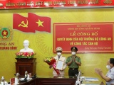Quảng Bình: Có tân phó giám đốc Công an tỉnh