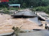 Kon Tum: Huyện Tu Mơ Rông ảnh hưởng nặng nề của bão số 5