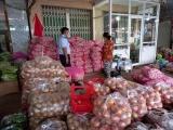 Tiền Giang: Phát hiện 4,2 tấn tỏi Trung Quốc vi phạm nhãn mác