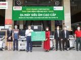 Phuc Khang Corporation trao tặng máy siêu âm cao cấp trị giá 6.3 tỷ đồng cho bệnh viện Đại học Y dược TP. HCM