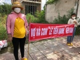 Bình Thuận: Vợ bụng bầu vượt mặt đội đơn kêu oan cho chồng