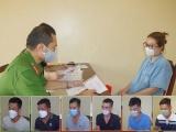 Thái Nguyên: Bắt giữ ổ nhóm làm giả giấy xét nghiệm COVID-19