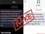 Chiêu thức lừa đảo tinh vi bằng tin nhắn thương hiệu