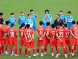 HLV Park Hang Seo chốt danh sách 23 cầu thủ trận Việt Nam - Trung Quốc