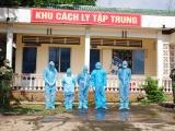 Bắt giữ 5 đối tượng vượt biên trái phép sang Campuchia