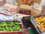 Sơn La: Phát hiện 2,3 tấn hoa quả tươi không rõ nguồn gốc