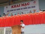 Chủ nhà Hải Nam Vĩnh Phúc chia điểm trong trận Khai mạc Giải bóng đá hạng ba 2020