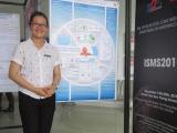 Nhà khoa học nữ 32 tuổi nhận giải thưởng Nghiên cứu trẻ xuất sắc về Vật lý