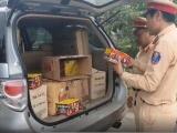 Thanh Hóa: Bắt giữ đối tượng vận chuyển 11kg pháo nổ trái phép