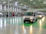 Xe mini buýt thương hiệu châu Âu IVECO DAILY được lắp ráp tại Việt Nam