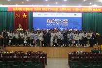 Khoa Du lịch Trường Đại học Kinh doanh và Công nghệ Hà Nội cùng Tập đoàn FLC tổ chức workshop cho học viên K22