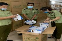 Hà Nội: Phát hiện 500 ngàn khẩu trang y tế không đủ tiêu chuẩn chất lượng