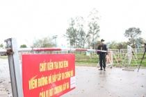 Bắc Giang: Phong tỏa nhiều thôn vì có 2 người nghi mắc Covid-19