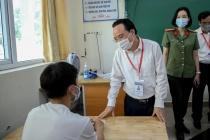 Bộ trưởng Phùng Xuân Nhạ: Dù hoàn cảnh nào cũng phải thực hiện đúng Quy chế thi