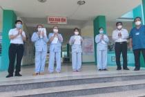 4 bệnh nhân COVID-19 của tâm dịch Đà Nẵng được công bố khỏi bệnh