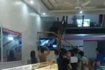Thanh Hóa: Nam sinh lớp 9 bịt mặt vào tiệm vàng lấy trộm