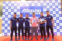 Thương hiệu Mizuno đồng hành cùng thể thao Việt Nam