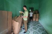 Hưng Yên: Phát hiện số lượng lớn đồ chơi trẻ em nhập lậu