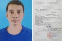 Khởi tố 1 bị can trong vụ sập công trình ở Phú Thọ
