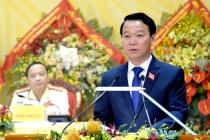 Đồng chí Đỗ Đức Duy tái đắc cử chức vụ Bí thư Tỉnh ủy Yên Bái