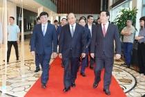 Thủ tướng dự lễ khánh thành 1.000 điểm cầu khám, chữa bệnh từ xa