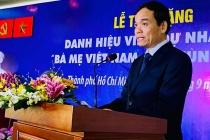 TP.HCM: 41 mẹ được truy tặng danh hiệu Bà mẹ Việt Nam Anh hùng