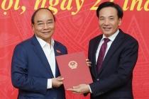 Ông Trần Văn Sơn được bổ nhiệm chức vụ Phó Chủ nhiệm Văn phòng Chính phủ