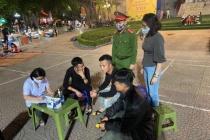 Hà Nội lập 15 điểm xử phạt người không đeo khẩu trang