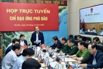 Thủ tướng yêu cầu các địa phương ứng phó khẩn cấp với bão số 9