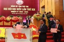 Phú Thọ: 53 Đồng chí được bầu vào Ban chấp hành Đảng bộ tỉnh nhiệm kỳ mới