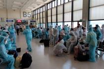 Đưa gần 280 công dân Việt Nam từ UAE và Kuwait về nước an toàn