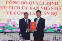 Hải Dương có tân Phó Giám đốc Sở Thông tin và Truyền thông
