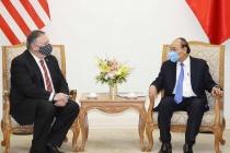 Thủ tướng Nguyễn Xuân Phúc: Quan hệ Việt - Mỹ phát triển toàn diện, đi vào chiều sâu