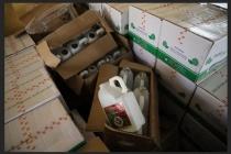 Tạm giữ đối tượng sản xuất thuốc bảo vệ thực vật trái phép ở Tây Ninh