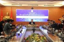 Ra mắt nền tảng phát triển chính phủ số 'Make in Vietnam'