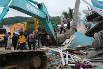 Indonesia: Động đất kinh hoàng, 35 nạn nhân tử vong
