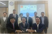 VKBIA ký kết hợp tác toàn diện với địa phương Yongsan của Hàn Quốc